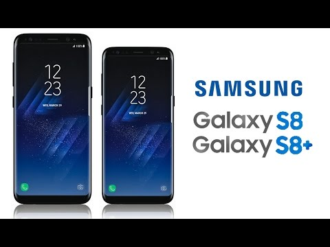 Official: SAMSUNG GALAXY S8 - First Look
