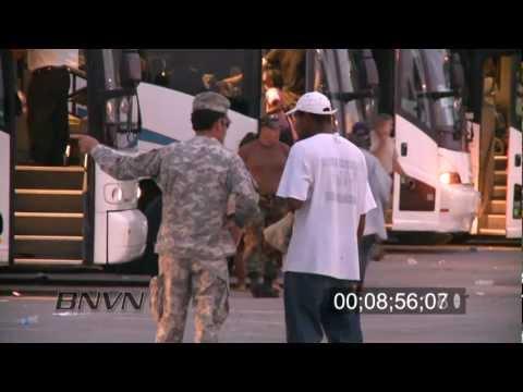 Hurricane Gustav Video, 2008 Part 3 - 8/30/3008. - New Orleans, LA