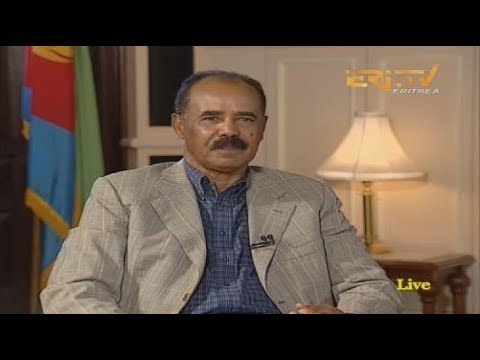 ERi-TV: Local Media Interview With President Isaias Afwerki, January 14, 2018