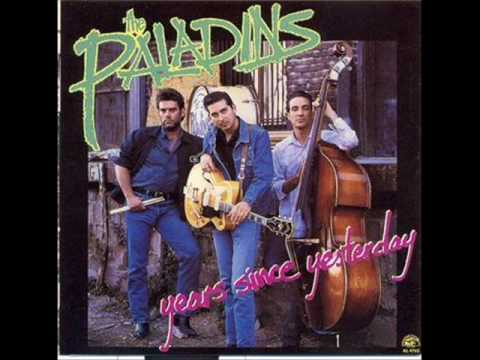 The Paladins - dont stay out all night