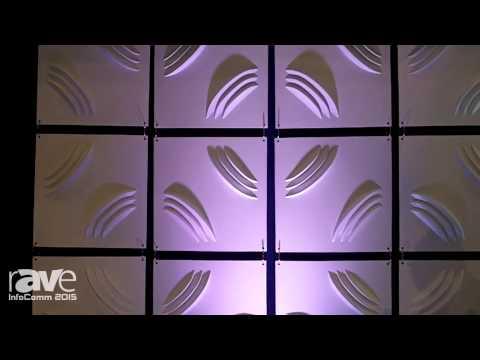 InfoComm 2015: Radius Talks About Drapescape 3D Backdrop
