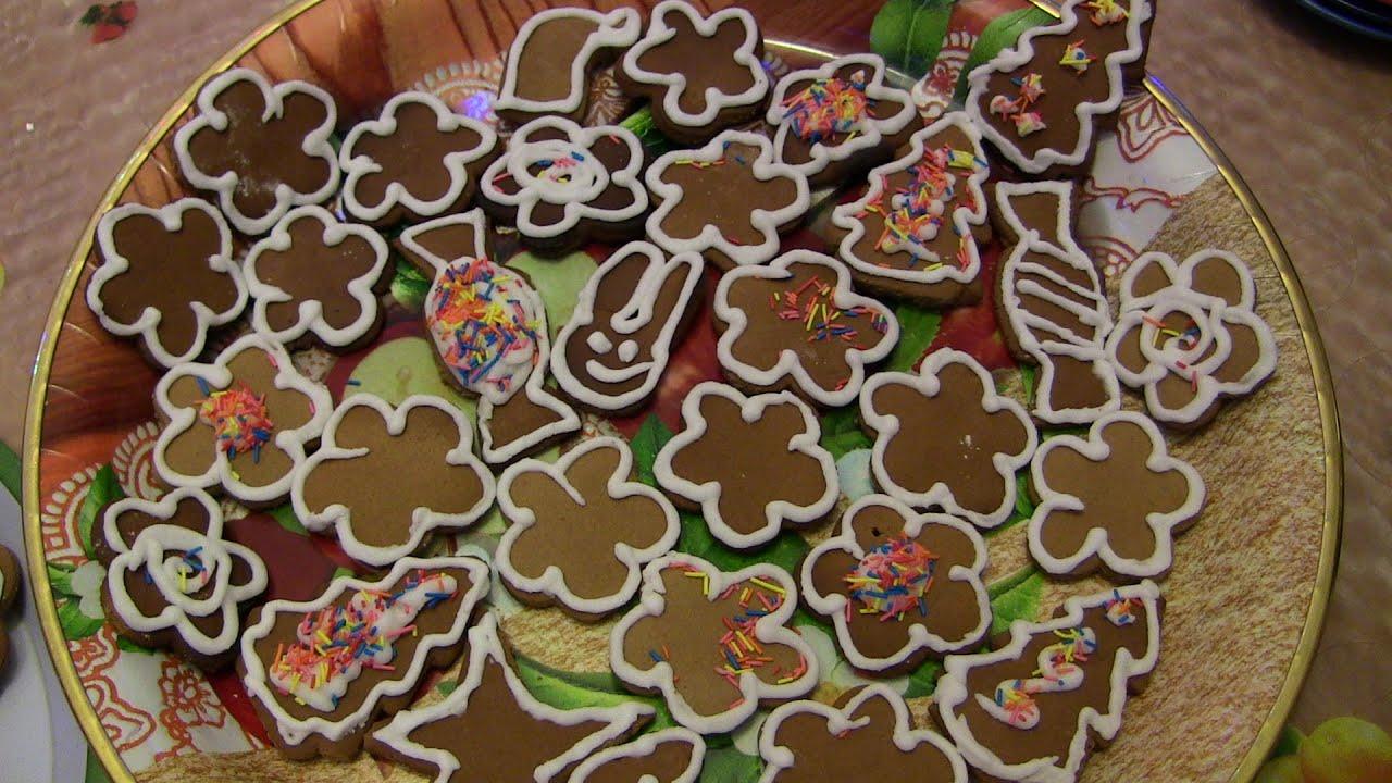 Как сделать имбирное печенье