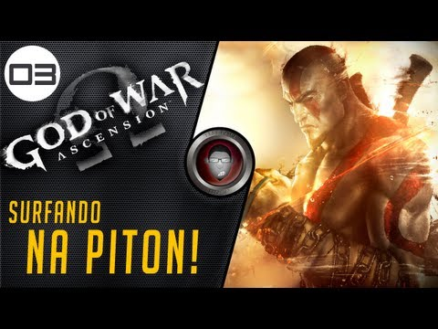 God Of War Ascension #3 - Surfando Na Piton - By Tuttão
