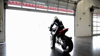Aprilia Performance Ride Control Explained, In Action