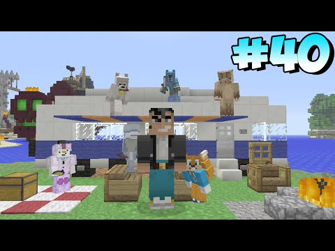 Minecraft xbox Survival Madness Adventures Tag Your it 40