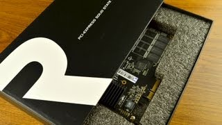 OCZ RevoDrive 3 PCIe SSD Unboxing + Written Review