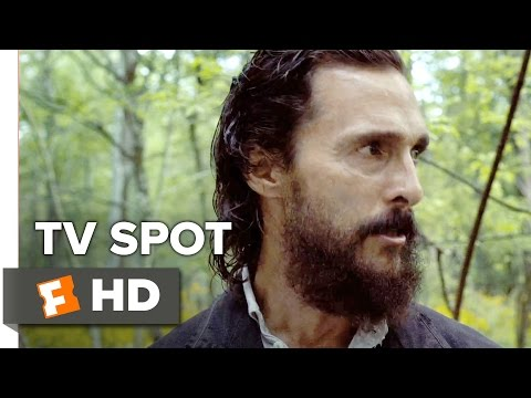 Free State of Jones TV SPOT - Freedom (2016) -  Matthew McConaughey, Keri Russell Movie HD