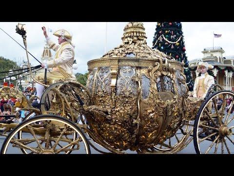Golden Cinderella ▶ Cinderella's Golden Pumpkin