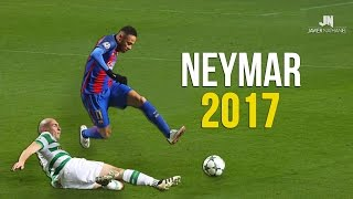 Neymar Jr. ● Dazzling Skills & Goals ● 2016/2017