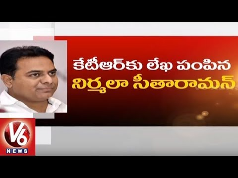 Defence Ministry Favours Setting Up Incubator in Hyderabad | V6 News