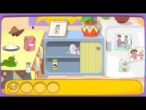 Juego la cocina de dora youtube - Dora la exploradora cocina ...