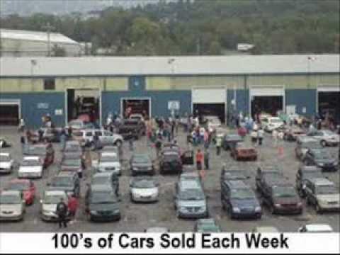 Car Auctions in El Paso TX