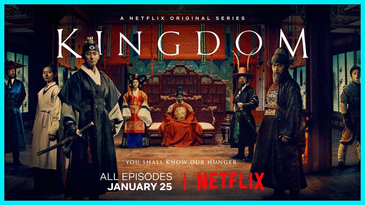 Зомби по-корейски. Обзор сериала Королевство   Kingdom
