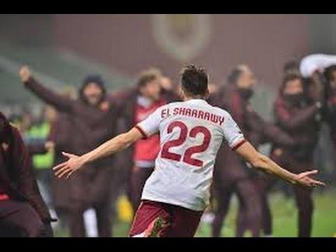 SASSUOLO - ROMA 0-2| DUE FARAONI A ROMA!
