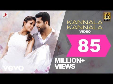 Thani Oruvan - Kannala Kannala Video   Jayam Ravi, Nayanthara   Hip Hop Tamizha
