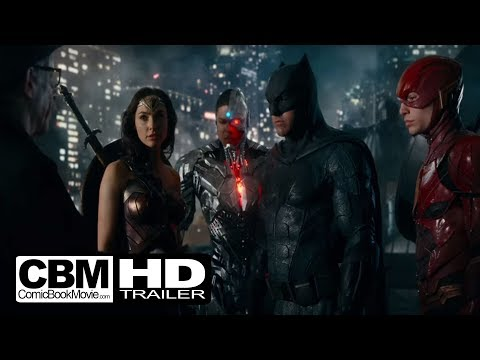 Justice League - How Many Of You Are There Clip - 2017 Warner Bros, DC Movie HD streaming vf