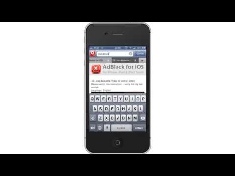 How to Download and Install AdBlock Plus for iPhone