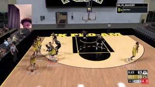 Nba 2k17 Pro-AM Walk on