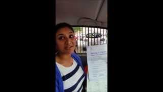 Wimbledon Driving School Helped Uthra Sivarajasingam From Tooting Pass Her Driving Test