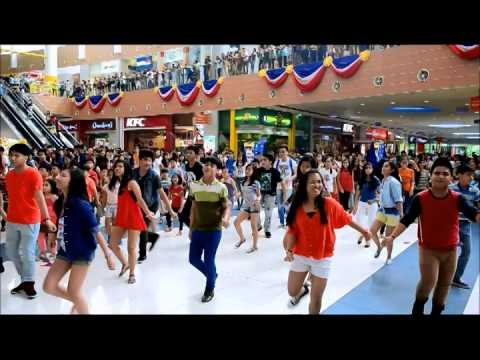 Flash Mob at SM City San Pablo 2014