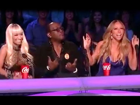 NICKI MINAJ &amp; MARIAH CAREY DUET, CANDICE SINGS DRAKE &quot;AMERICAN IDOL&quot; TOP 4 PERFORMANCES- IDOL CAP