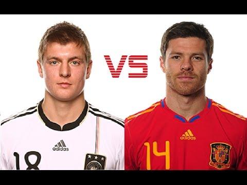 Toni Kroos vs Xabi Alonso