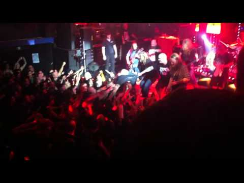 DOWN 2012 Phil Anselmo ..Crazy end!!..Stairway to Heaven!!