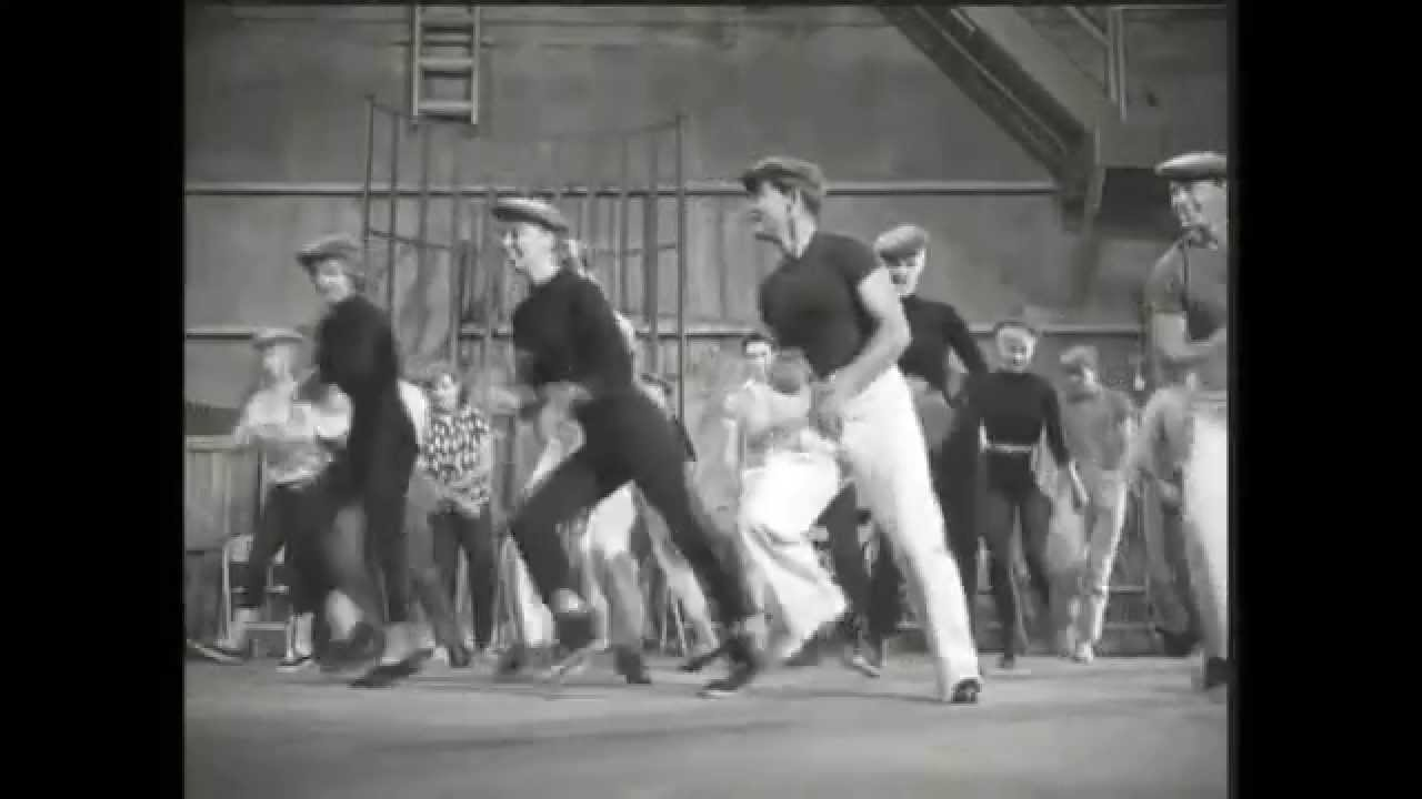 Modern jive dance, easy to learn, spectacular to watch!