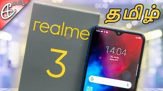Realme 3 (Helio P70 at 8,999) Unboxing & Hands On Review!