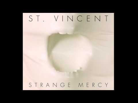 St Vincent - Hysterical Strength