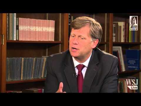 Michael McFaul on Vladimir Putin and Russia