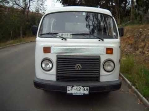 Home made interior VW Kombi.wmv
