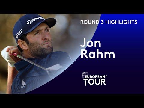 Jon Rahm Highlights | Round 3 | 2019 Mutuactivos Open de España