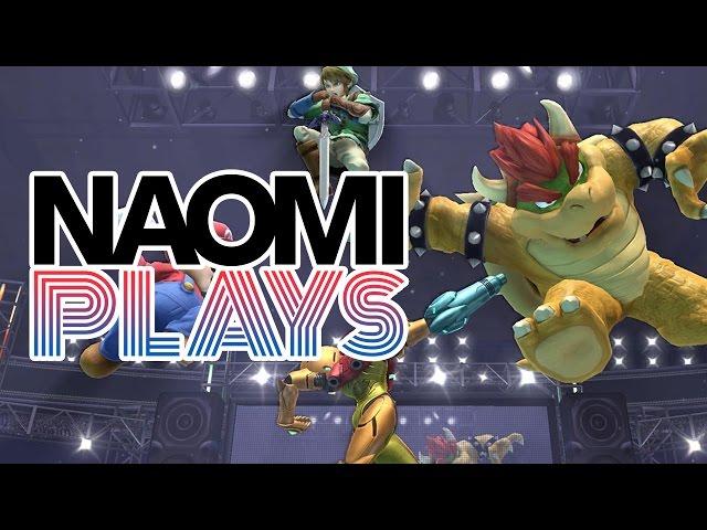 "Smash Wii U: Crazy Challenge, Bowser Gets ""Curried"" Away - IGN Plays Live"