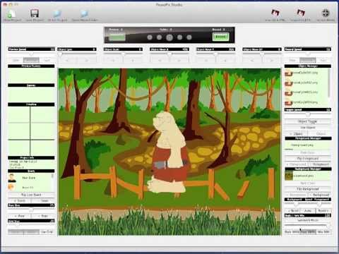 Make animated 2D videos online for free!
