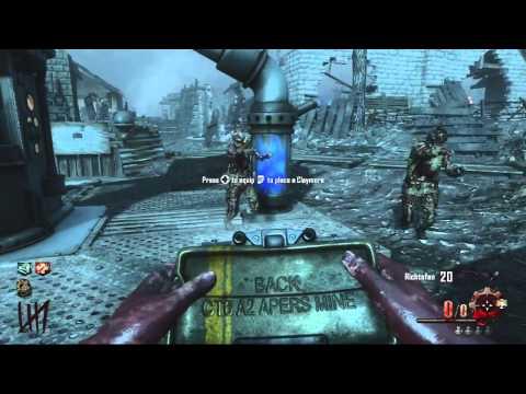 Black Ops 2: Origins | ¡Como iniciar una partida!