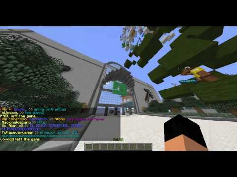 Cracked 1.5.2 Minecraft Server [Skyblock][Walls][Hungergames][Factions][McMMO][P