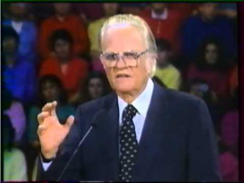 L'amour de Dieu. Billy Graham