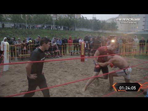 Лютая Стрелка в Саранске, Спартак против Юджина