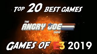 Top 20 Best Upcoming Games of E3 2019!