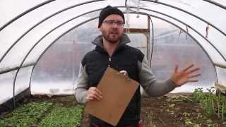 Ask The Urban Farmer -- HOW TO Approach Restaurants and sell your produce