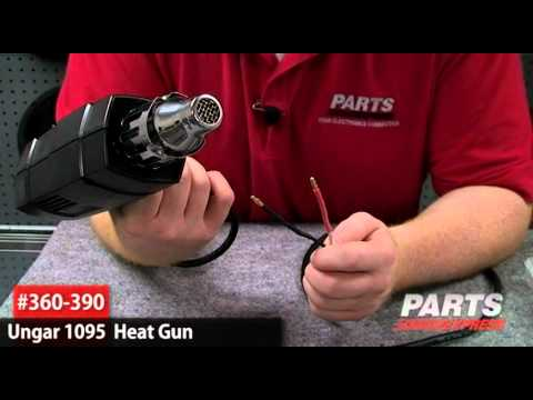 Heat Shrink and Heat Guns at Parts Express