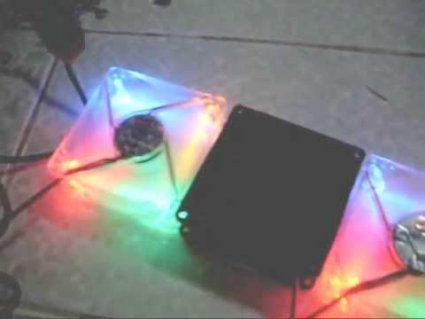 Cómo hacer una base de ventiladores para enfriar tu laptop.
