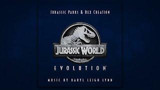 Jurassic World Evolution | Jurassic Parks & Rex Creation | Alternate Theme Music Soundtrack