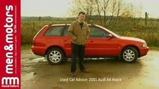 Used Car Advice: 2001 Audi A4 Avant