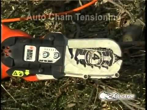 Black Decker Alligator Lopper Electric Chain Saw (LP1000).mp4