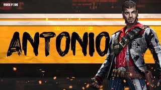 Novo Personagem - Antonio