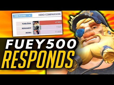Overwatch   FUEY500 REPONDS - Interview With The Banned One-Trick
