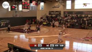 Shorewomen Basketball - Highlights of Win Over Dickinson