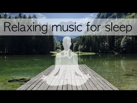 25 min long! - SLEEP MUSIC -- Fall asleep quicker: improve insomnia, lack of sleep, relaxing sounds